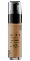 AFFECT - COVER TOUCH HD - MATTE FOUNDATION - Matting foundation - TONE 4 - TONE 4