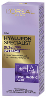 L'Oréal - HYALURON SPECIALIST EYE CREAM - Anti-wrinkle eye cream - 15 ml