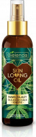 Bielenda - Skin Loving Oil - Moisturizing Body Oil with Hemp - Moisturizing Body Oil - Hemp - 150 ml