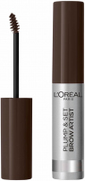 L'Oréal - PLUMP & SET BROW ARTIST - Koloryzujący żel do brwi - 4,9 ml