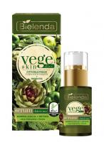 Bielenda - Vege Skin Diet - Serum -Normalization + Detox - Serum - Normalizacja + Detoks - Dzień/Noc - 15 ml