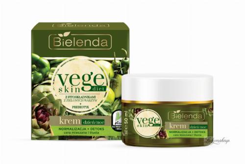 Bielenda - Vege Skin Diet - Cream - Normalization + Detox - Day / Night - 50 ml