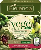 Bielenda - Vege Skin Diet - Cream - Anti-age + Detox - Day / Night - 50 ml