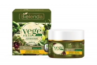 Bielenda - Vege Skin Diet - Cream - Energy + Detox - Day / Night - 50 ml