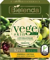 Bielenda - Vege Skin Diet - Cream - Energy + Detox - Day / Night - 50 ml