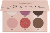 Pierre René - 6TH SENSE - EYESHADOW PALETTE - Eye shadow palette - No. 04 - Flooded Purples