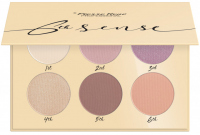 Pierre René - 6TH SENSE - EYESHADOW PALETTE - Eye shadow palette - No. 02 - Heathland