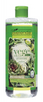 Bielenda - Vege Skin Diet - Micellar Water - 3w1 - Płyn micelarny - 500 ml