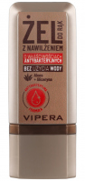 Vipera - Moisturizing hand gel with antibacterial properties - 30 ml