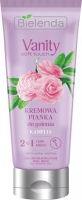 Bielenda - Vanity Soft Touch - Creamy Shaving Foam - Creamy shaving foam - Camellia - 175 g