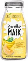 Bielenda - SMOOTHIE MASK - Prebiotic Energizing Mask - Prebiotyczna maseczka energetyzująca - Prebiotyk + Banan + Melon