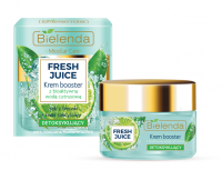 Bielenda - Fresh Juice - Detoxifing Cream Booster with Bioactive Citrus Water - 50 ml