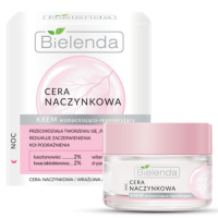 Bielenda - Couperose Skin - Anti-Redness Cream - Vascular Skin - Redness Reduction Cream - Day - 50 ml