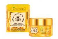 Bielenda - Manuka Honey Nutri Elixir - Nourishing & Moisturising Cream - Odżywczo-nawilżający krem - Dzień/Noc - 50 ml