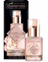 Bielenda - CAMELLIA OIL - Luxurious cream rejuvenating oil - 15 ml