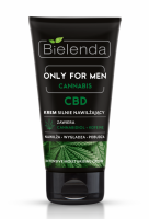 Bielenda - Only For Men - Cannabis - CBD - Intensive Moisturizing Cream - Strongly moisturizing cream - 50 ml