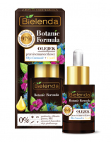 Bielenda - Botanic Formula - Anti-Wrinkle Face Oil - Black Cumin Oil + Cistus - Anti-wrinkle oil - 15 ml