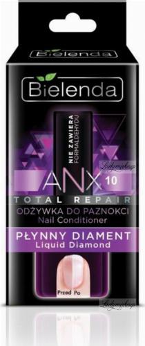 Bielenda - ANX Total Repair - Nail Conditioner - Liquid Dimond - 11 ml