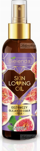 Bielenda - Skin Loving Oil - Nourishing Body Oil With Fig - Odżywczy olejek do ciała - Figa - 150 ml