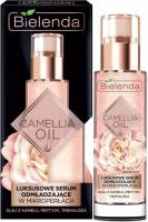 Bielenda - CAMELLIA OIL - Luxury rejuvenating serum in micro pearls - 30 g