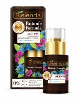 Bielenda - Botanic Formula - Anti- Wrinkle Face Serum - Black Cumin Oil + Cistus - Serum przeciwzmarszczkowe - Olej z czarnuszki + Czystek -15 ml