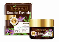 Bielenda - Botanic Formula - Moisturizing Cream - Hemp Oil + Saffron - 50 ml