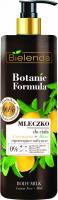 Bielenda - Botanic Formula - Body Milk - Lemon Tree + Mint - Regenerująco-odżywcze mleczko do ciała - Cytrynowiec + Mięta - 400 ml