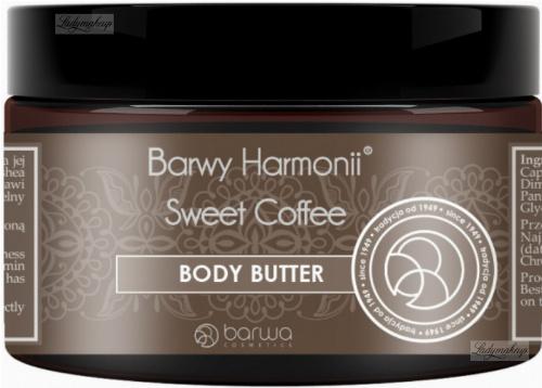 BARWA - BARWY HARMONY - Body Butter - Sweet Coffee - Body Butter