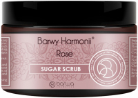 COLORS - HARMONY COLORS - SUGAR SCRUB - Rose - Sugar scrub - 250 ml