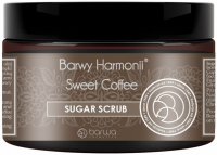 BARWA - HARMONY COLORS - SUGAR SCRUB - Sweet Coffee - Sugar scrub - 250 ml