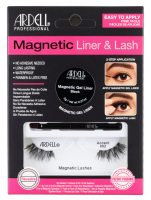 ARDELL - MAGNETIC LINER & LASH - A set of artificial eyelashes with a magnetic liner - Accent 002