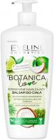 EVELINE - Botanica Love - Intensively moisturizing body lotion - 350 ml