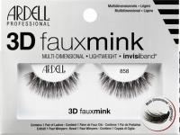 ARDELL - 3D Faux Mink - False eyelashes on the bar - 858 - 858