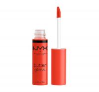 NYX Professional Makeup - BUTTER GLOSS - Creamy Lip Gloss - 37 - ORANGESICLE - 37 - ORANGESICLE