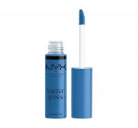 NYX Professional Makeup - BUTTER GLOSS - Creamy Lip Gloss - 44 - BLUEBERRY TART - 44 - BLUEBERRY TART
