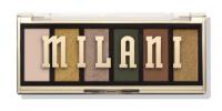 MILANI - MOST WANTED - Eyeshadow palette - Paleta 6 cieni do powiek - 120 Outlaw Olive