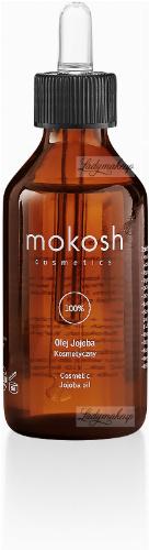 MOKOSH - COSMETIC JOJOBA OIL - Kosmetyczny olej jojoba - 100 ml