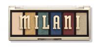 MILANI - MOST WANTED - Eyeshadow palette - Paleta 6 cieni do powiek - 150 Jewel Heist