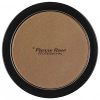 Pierre René - Compact Powder - Bronzing powder with jojoba and minerals - No. 13