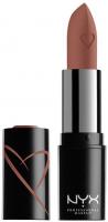 NYX Professional Makeup - SHOUT LOUD - SATIN LIPSTICK - Satin lipstick