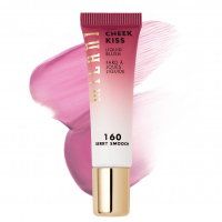 MILANI - CHEEK KISS - LIQUID BLUSH - Płynny róż do policzków - 160 BERRY SMOOCH - 160 BERRY SMOOCH