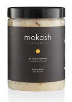 MOKOSH - IODINE & BROMINE SALT - BATH & SCRUB - 1200 g