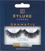 EYLURE - DRAMATIC - NR 202 - Eyelashes + glue - 6001125N