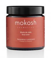 MOKOSH - BODY BUTTER - ORANGE & CINNAMON - 120 ml