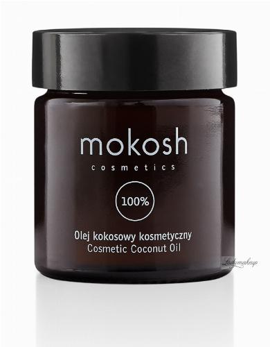 MOKOSH - COSMETIC COCONUT OIL - 30 ml