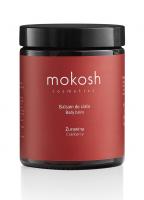 MOKOSH - BODY BALM - CRANBERRY - Balsam do ciała - Żurawina - 180 ml