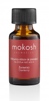 MOKOSH - NUTRITIVE NAIL ELIXIR - CRANBERRY - 10 ml