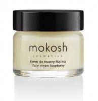 MOKOSH - FACIAL CREAM RASPBERRY - Regenerujący krem do twarzy - Malina - 15 ml
