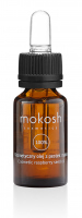 MOKOSH - COSETIC RASPBERRY SEED OIL - Kosmetyczny olej z pestek malin - 12 ml