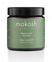 MOKOSH - BODY BUTTER - MELON & CUCUMBER - Masło do ciała - Melon z ogórkiem - 120 ml